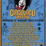Cirillo @ Circoloco Lifestyle - DC-10 Ibiza (05-08-2013)