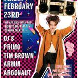 DJ ARGONAUT LIVE SET @ 80s NIGHT pt 2