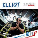 Elliot @ EMF 2018