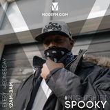 Spooky Bizzle - Mode FM #NightShift 11-9-19