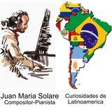 Programa Juan Maria Solare, y Curiosidades de Latinoamérica