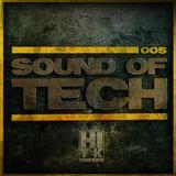 Hi Tek Records Podcast - Sound Of Tech 005 with Markus Bohm