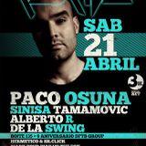 Sinisa Tamamovic - Florida 135, Fraga , Spain - 21.04.2012