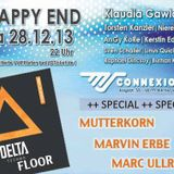 Mutterkorn - Happy End @ MS Connexion Mannheim (Delta Techno Floor) 28.12.13