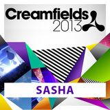 Sasha - Live at Creamfields,  Buenos Aires, Argentina - 9th November 2013