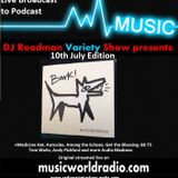 Dj Readman Radio Variety Show: Blackdoghat, Autoclav, Medicine Hat and more Audio Madness