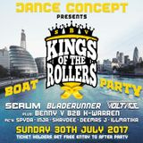 Kings Of The Rollers @ Hospitality Garden Party 2017