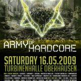 DJ Mad @ Army Of Hardcore (Turbinenhalle Oberhausen, 16-05-2009)