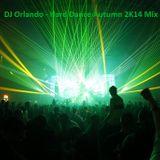 DJ Orlando - Hard Dance Autumn 2K14 Mix