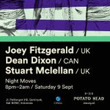 Joey Fitzgerald @ Night Moves - Potato Head Beach Club- 9/9/17
