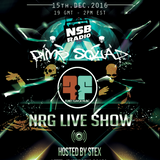 NRG Live Show - NSB Radio - 15th Dec 16 - Pimp Squad and Stex