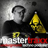 Gabeen spins his blend of techno beats for the latest Mastertraxx Techno Podcast