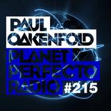 Planet Perfecto 215 ft. Paul Oakenfold & 2Symmetry