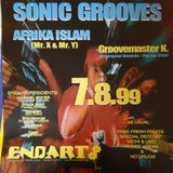 End Art Club live: Sonic Groove 07.08.1999 - Africa Islam part 1