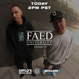 FAED University Episode 34 - 12.5.18