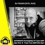 Dj Fagan - House Nation Live show #7 - 2 hours of tech house and progressive LIVE!!!!