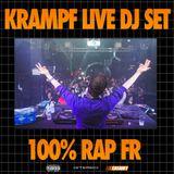 Krampf Live DJ Set 100% Rap Français @ Rap Rebels party