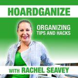 Creating lasting organizing habits