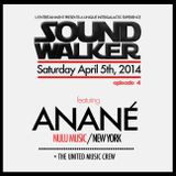 ANANE VEGA live at Ozone (Soundwalker Ep.4)