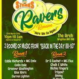 Sterns Ravers Reunion 23/3/19 Chris Callow B2B Sean Oldskool Penn