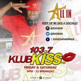 Klub Kiss 3-19-16