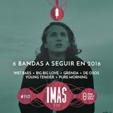 IMASFM No. 110 - 6 bandas a seguir en el 2016