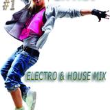 Electro & House Mix #1 January 2013