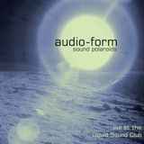 audio-form - sound polaroids (live at the LIQUID SOUND CLUB) 10_2012