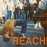 (keep on) REACHIN' w/ Dj Dedan 2015-07-15