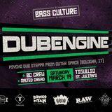 Salted Dread 2hr session @ Bass Culture ft DubEngine 19.03.2016
