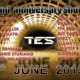 GEE RAMSEY   TES RADIO'S  2ND BIRTHDAY SHOW