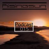 Risingsun - Podcast 015 July 2019