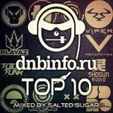DnBInfo.ru - Top 10 (13.07.15)