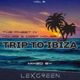The Finest in House & Deep House vol 5 mixed by LEX GREEN