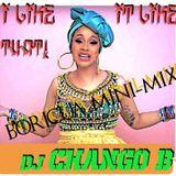 I LIKE IT LIKE THAT- FEAT: CARDI B - BORICUA/CLUB DJ MINI MIX