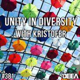 Kristofer - Unity in Diversity 381 @ Radio DEEA (30-04-2016)