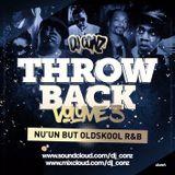 DJ CONZ - Throwback Vol. 3 (Oldschool RnB & HipHop)