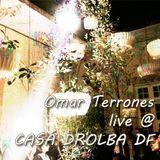 Omar Terrones live @ Casa Drolba, México City - Nov. 2012