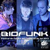BIOFUNK proyecto alterno de Saúl Hernández en vivo en Playa del Carmen