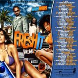 "RHUMBA SOUND Present ""Fresh it ""vol.2 Mix Live by Jahmir.2011.one trax"