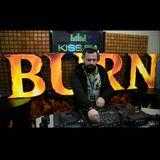BURN Residency 2017 DJ Max Pollyul KISS FM