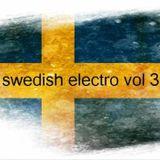 RASP Radio Show No.62 Swedish Electro 3 Special 12-12-15