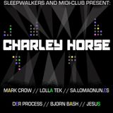 Der Process @ club home  ( Charley Horse party - 3 Aug 2012 )