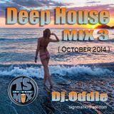 Deep House Mix 3 #27 (October 2014)