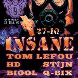 dj HD @ Balmoral - Insane Reunion 28-10-2017