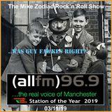 The Mike Zodiac Rock'n'Roll Show 04_11_19