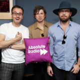 Kings of Leon co-host with Pete Donaldson