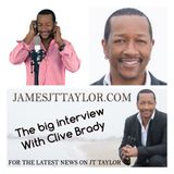 Clive Brady Interview with JT Taylor (Lead Singer Kool And The Gang 1978-1988) Oct 2018