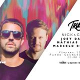 Nick Curly b2b Joey Daniel b2 Mathias Kaden - Live At TRUST 5unset Events, Fundo Colmito (Chile) -