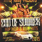 HIP HOP MIX 2015 END OF SUMMER JAMZ